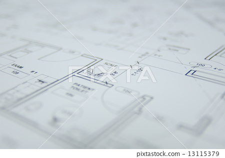 architectural drawing project design background 13115379