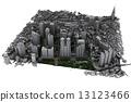 신주쿠 지역 2 (3DMAP2008年度) 13123466
