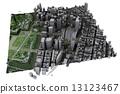 도쿄역 영역의 1 (3DMAP2008年度) 13123467