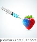 Strawberry with GMO 13127274