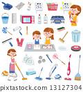 主婦 打掃 家庭主婦 13127304