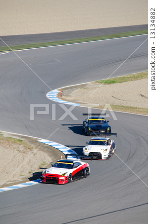 Stock Photo: race, motor sports, motorized sport