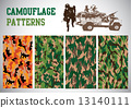 original camouflage patterns 13140111