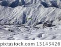 paragliding, paraglider, mountain 13143426