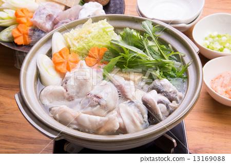 煮河豚 海鮮火窩 冬之味 13169088