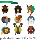avatar, animal, vector 13172670