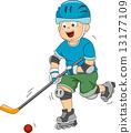 Roller Hockey 13177109
