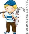 Golf Boy 13177135