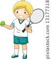 Tennis Boy 13177318