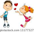 Flying Kiss 13177327