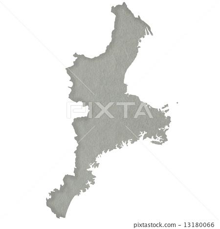 Mie Prefecture Map 13180066