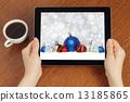 聖誕節 聖誕 便箋簿 13185865