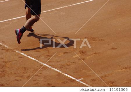 클레이 코트에서 테니스 13191306