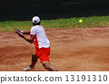 Tennis at clay court 13191310