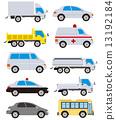 transport Vector 13192184