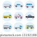 vector vectors autocar 13192188