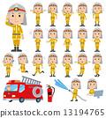 นักดับเพลิง,คน,ผู้คน 13194765