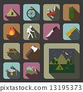 露營 營地 儀器 13195373