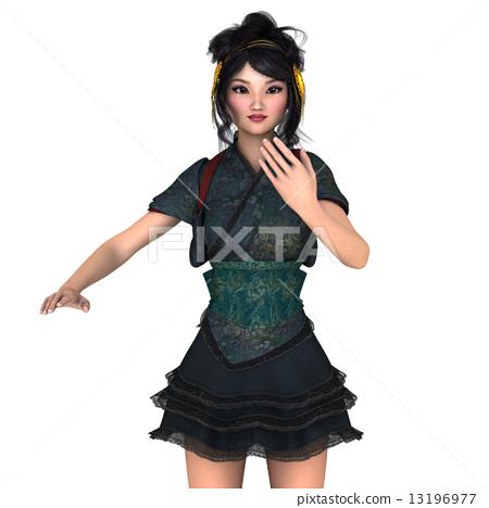 Kung Fu Girl 13196977