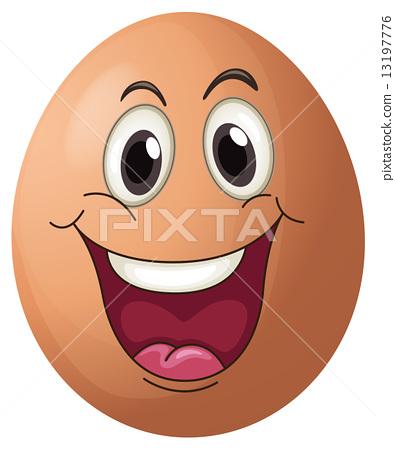A smiling egg 13197776