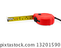 Tape measure isolated 13201590