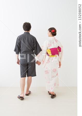 sex, yukata, jinbei 13208052