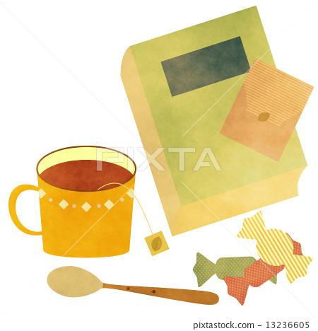 茶點 下午茶時間 休息 13236605