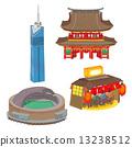 fukuoka tower, fukuoka dome, dazaifu tenmangu shrine 13238512