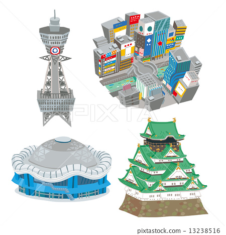 Osaka sights 13238516