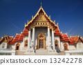 Benchamabophit, wat, temple 13242278