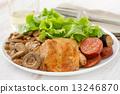 蘑菇 食物 食品 13246870