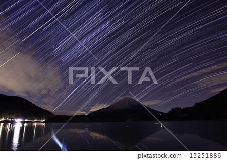 Night view of Lake Shoin 13251886
