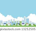 vector, City View, cityscape 13252505