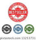 best, stamp, bestseller 13253731