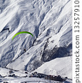 paragliding, paraglider, off-piste 13257910