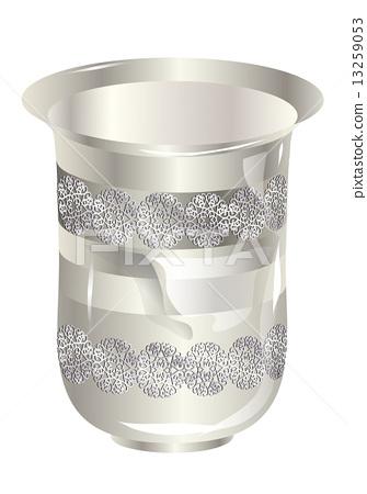 silver glass 13259053