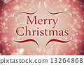 Composite image of merry christmas 13264868