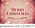 Composite image of merry christmas 13268575