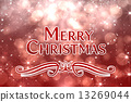 Composite image of merry christmas 13269044