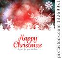 Chrismas greeting card 13269951
