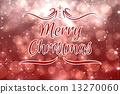 Composite image of merry christmas 13270060