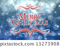 Composite image of merry christmas 13273908