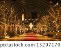 惠比壽花園廣場聖誕燈枝形吊燈舒門 13297170
