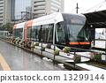 streetcar, tram, toyama 13299144
