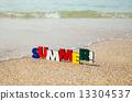 sand, word, summer 13304537