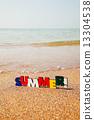 sand, word, summer 13304538