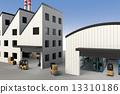 工廠 倉庫 儲藏庫 13310186