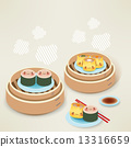 Cute Dim sum - Chinese Food 13316659
