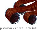 hair curles 13326344