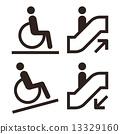 facilities escalator disable 13329160